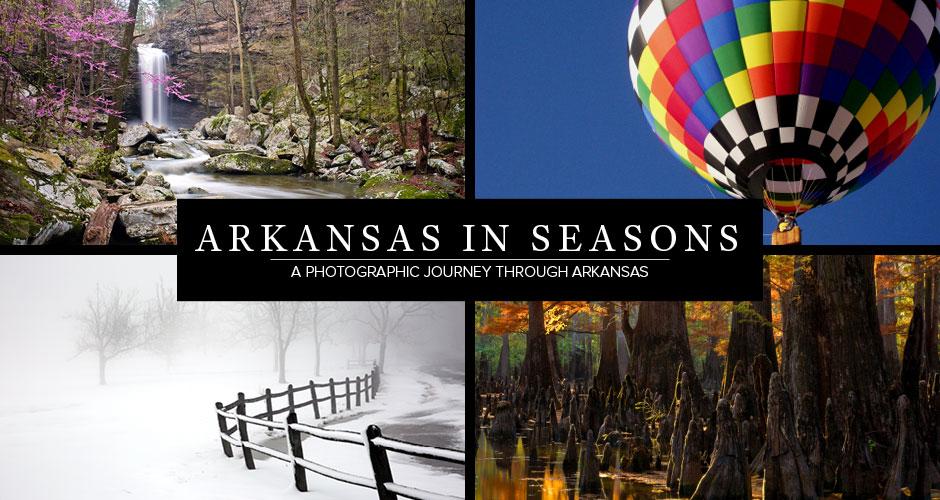 Announcing Arkansas in Seasons