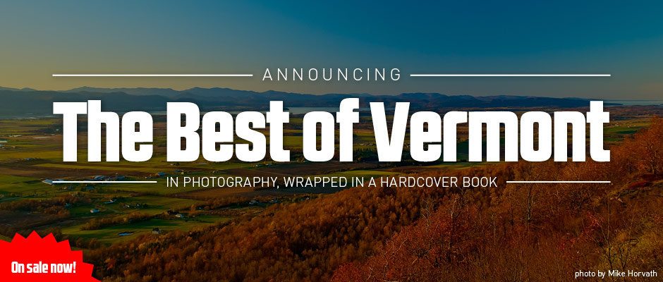 Capture My Vermont II - Presale