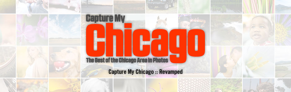 Capture My Chicago Revamped