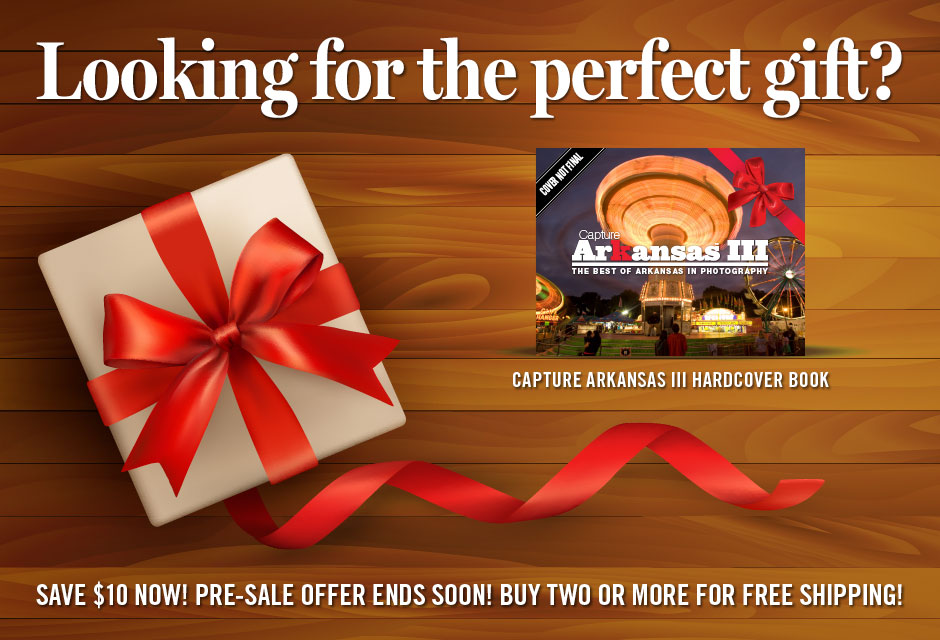 Capture Arkansas Photo Contest - News - The Perfect Gift