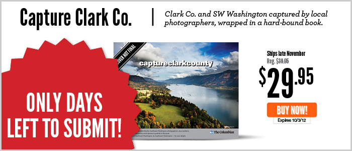 Capture Clark County book