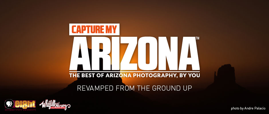 Capture My Arizona Revamped