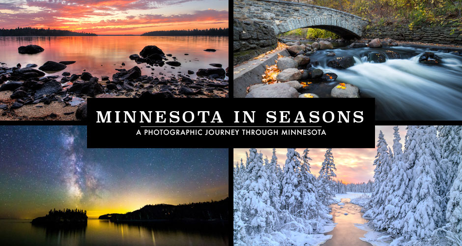 Announcing Minnesota in Seasons