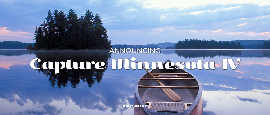 Announcing Capture Minnesota Volume IV