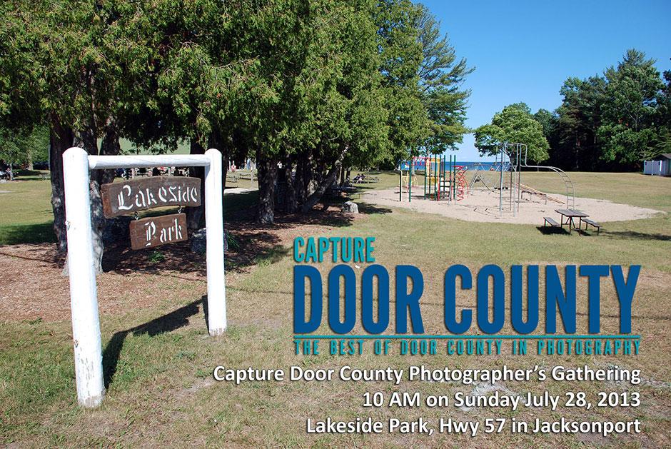Capture Door County Gathering