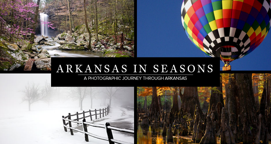 Announcing Arkansas in Seasons