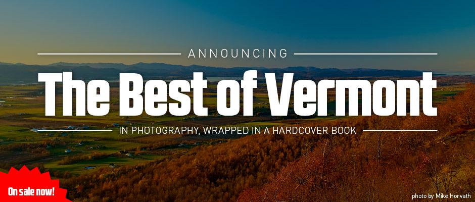 Capture My Vermont II - Presale
