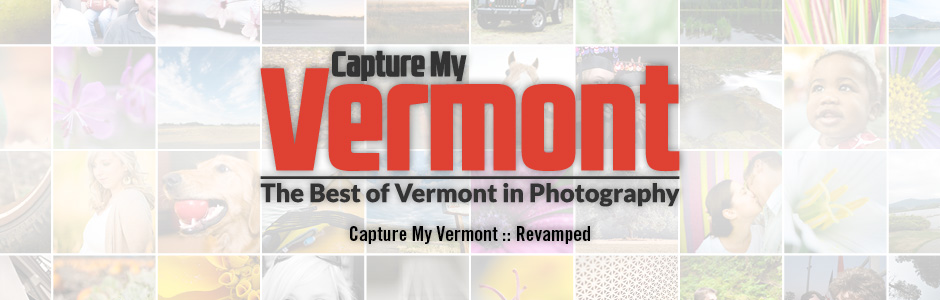 Capture My Vermont Revamped