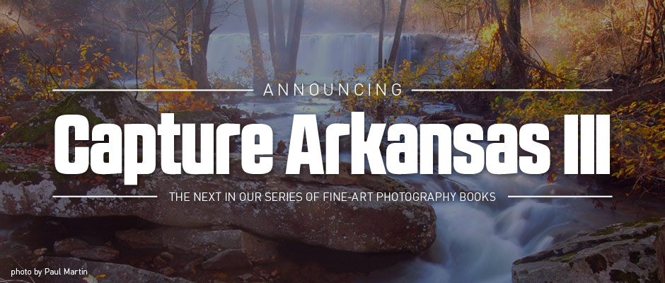 Announcing Capture Arkansas III