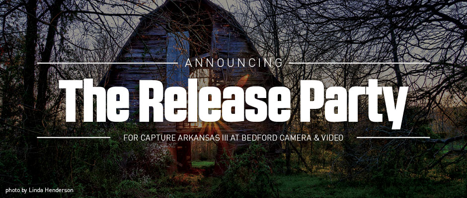 Capture Arkansas III Release Party