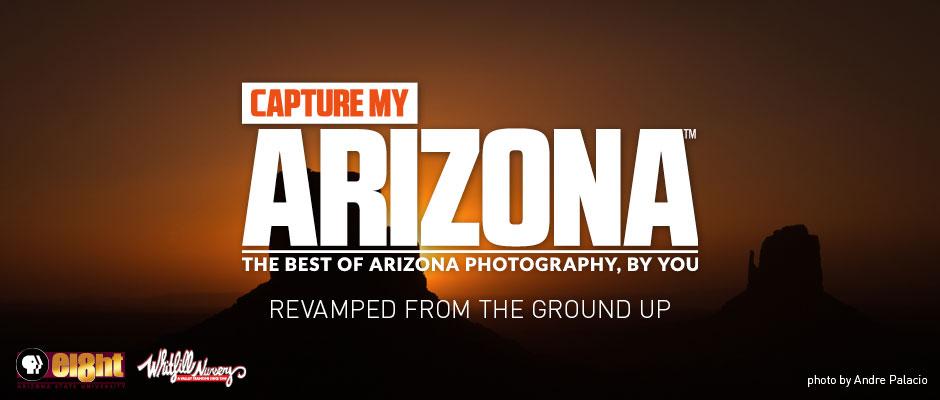 Capture My Arizona Revamped