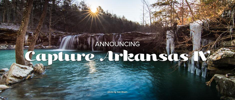 Announcing Capture Arkansas Volume IV