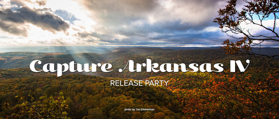 Capture Arkansas Release Party